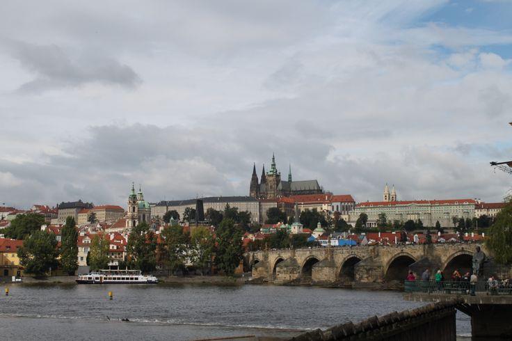 My lovely Prague♥