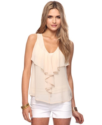Ruffle Top from Forever21 [wish list]