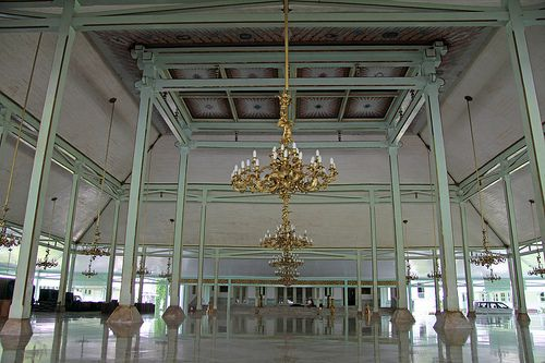 Mangkunegaran Palace- Surakarta (Java - Indonesia)