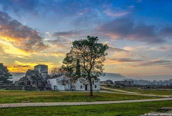 Βραδυάζει στο Ιτς Καλέ. Πόσο μαγευτικό...  www.nantinhotel.gr #Its_Kale #Epirus_sights #Nantinhotel #Ioannina