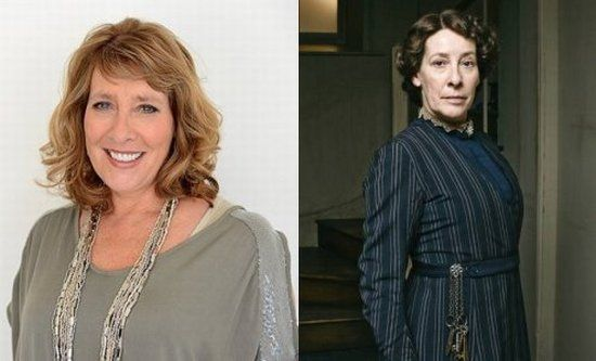 Phyllis Logan - Mrs Hughes