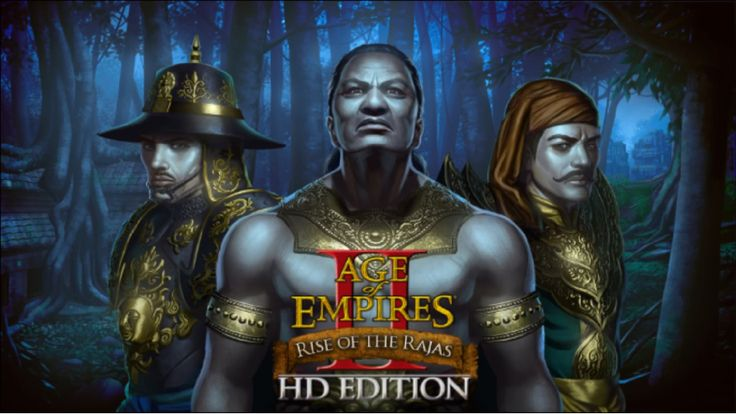 Age of Empires II HD: Rise of the Rajas Telecharger Gratuit Jeux PC