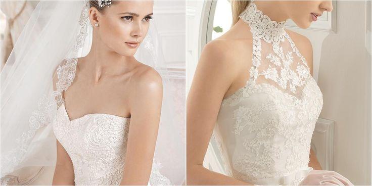 Tipos de escotes según tu figura, ¡consejos para el vestido de novia!
