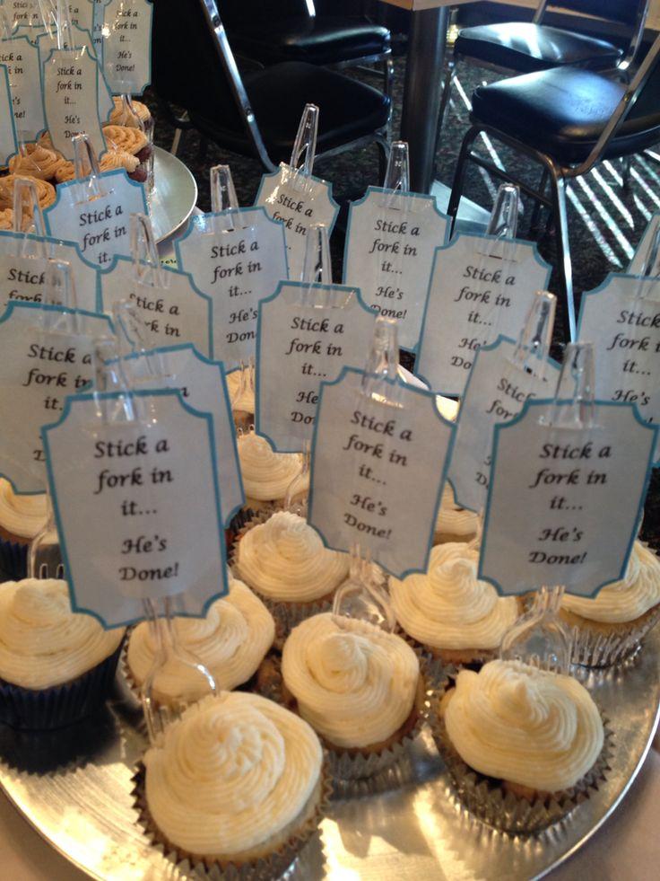 Retirement cupcakes :)