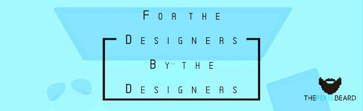 ThePixelBeard – For the Designers, By the Designers