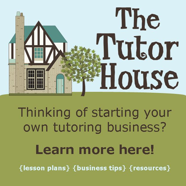 Thinking of starting your own tutoring business?  Start here with The Tutor House.  Free tips and knowledge about tutoring.