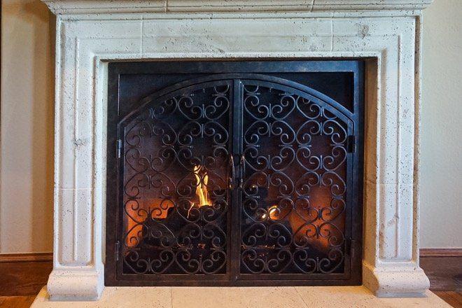 Photo Of Fireplace Door Guy Temecula Ca United States
