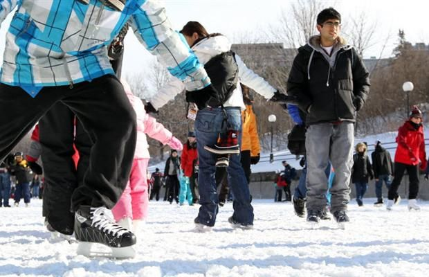 Travel Top 5: World's best outdoor skating rinks