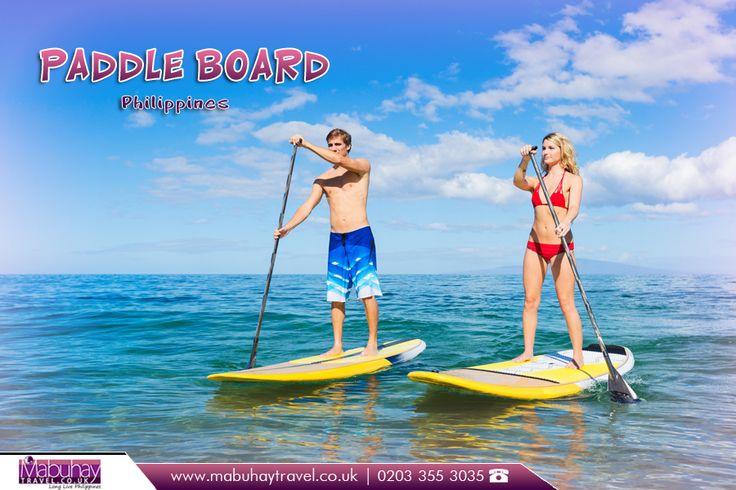 Paddle Board, Philippines     Philippines #TravelAgents ✈ in #UK  : http://www.mabuhaytravel.co.uk/     #PaddleBoard #Boracay #Philippines #PhotooftheDay #Beautiful #PicoftheDay #Fun #Cheap #Flights #CheapFlightstoPhilippines #MabuhayTravel