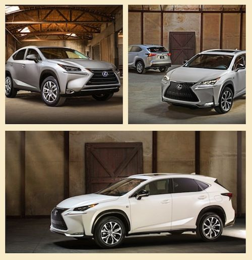 Auto Trends: #Lexus NX #Crossover Features Brand's First #Turbo -- http://www.autotrends.org/2014/04/14/lexus-nx-crossover-features-brands-first-turbo/