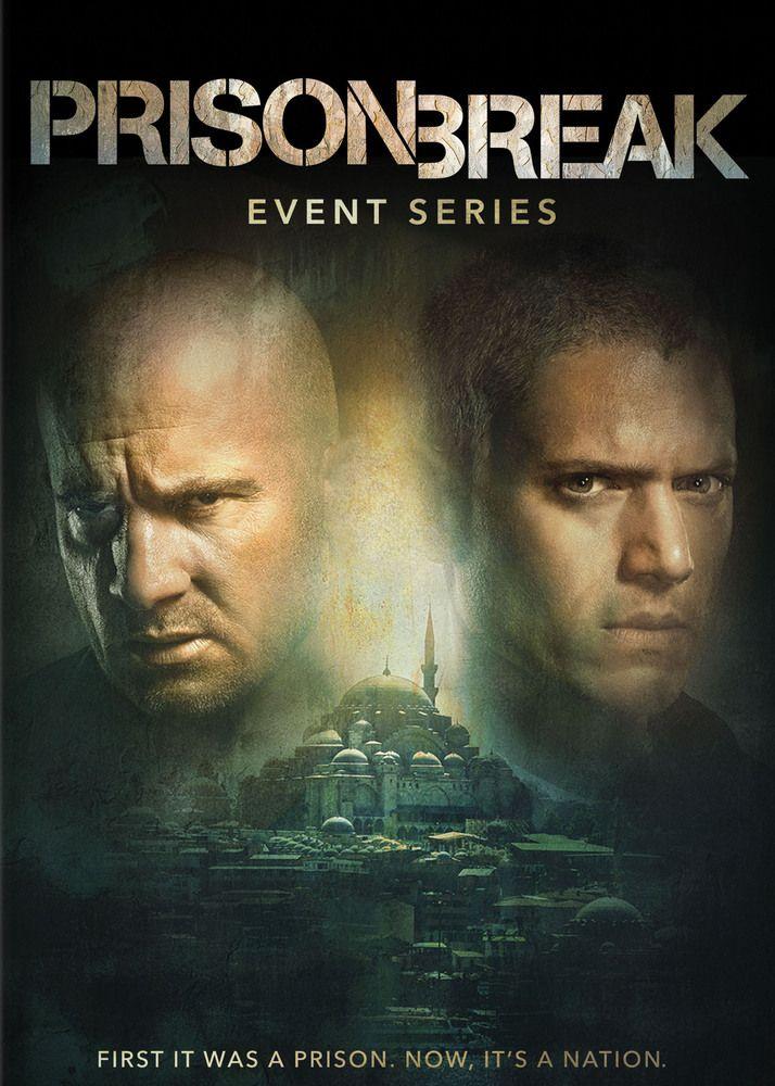Prison Break Resurrection The Event Series Dvd Best Buy Prison Les Saisons
