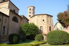 See the Neonian Baptistery - the oldest octagonal building in town - and the Archbishop's Chapel - the oldest private Christian oratory in the existence - in Ravenna. And, of course, mosaics.