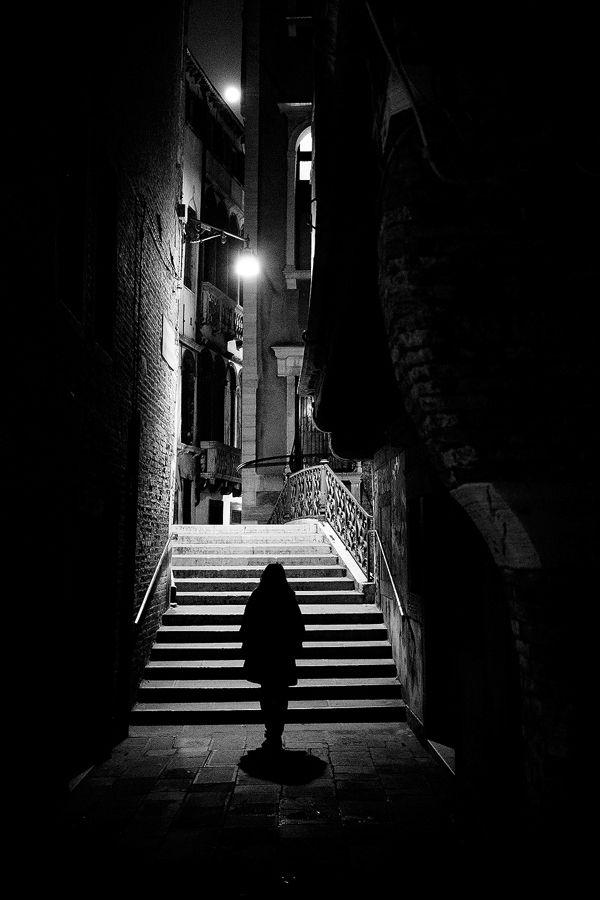 SILENT VENICE - MATTEO SIGOLO