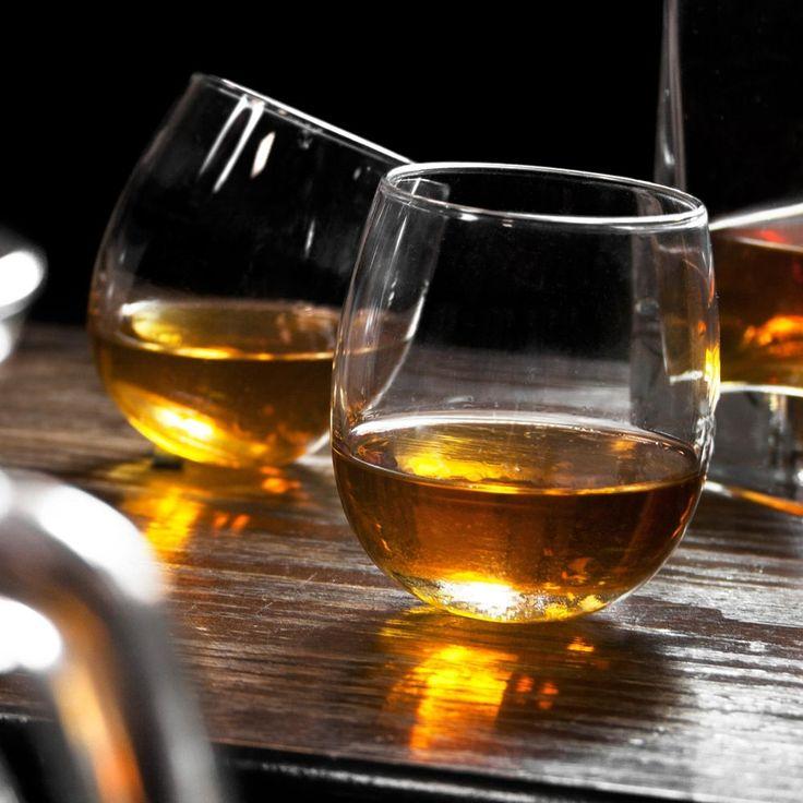 Szklanki whiskey rockers :).