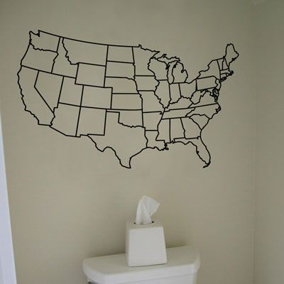 Best  United States Picture Map Ideas On Pinterest - Us wall map where you put your pictures on