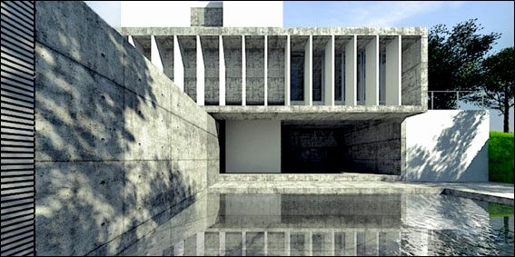 Cool. Contemporary Concrete Architecture in Portugal