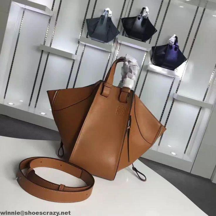 Loewe Calfskin Hammock Bag