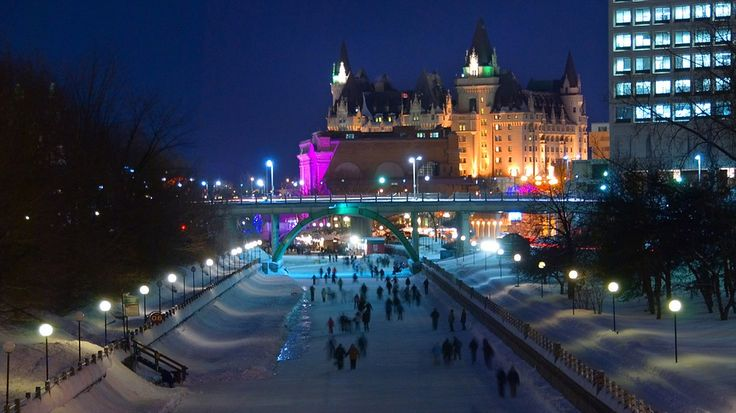 Tis the season - Your annual winter guide of events happening in the capital!