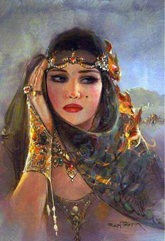 Image result for beautiful gypsies
