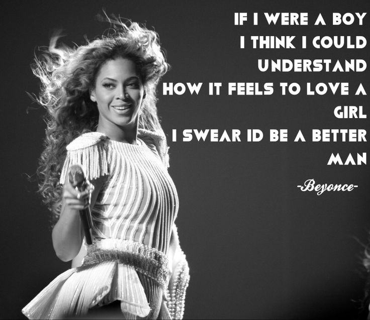 beyonce quotes about boys - photo #27