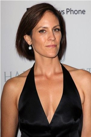Annabeth Gish is the New Sheriff on Sons of Anarchy