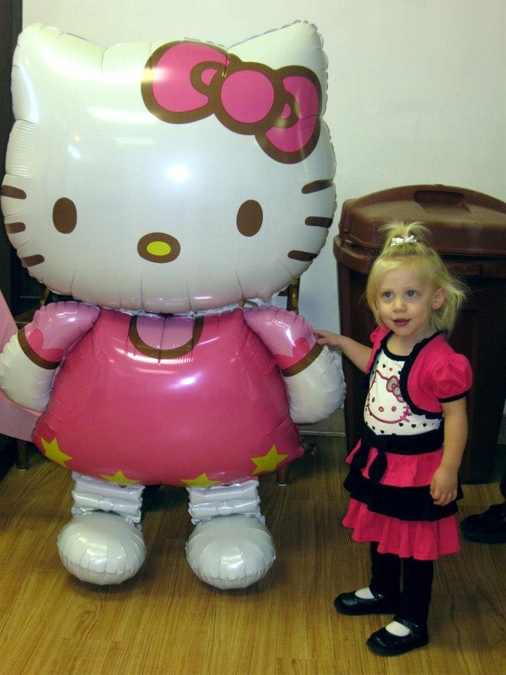 130 best images about Hello kitty on Pinterest | Balloon arch ...