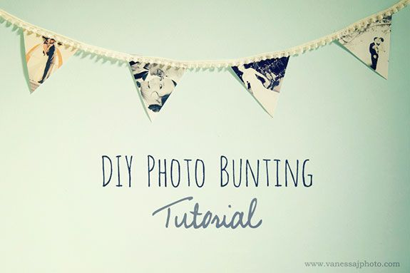 DIY Photo - next project! Might print out some black and white photos and do this.