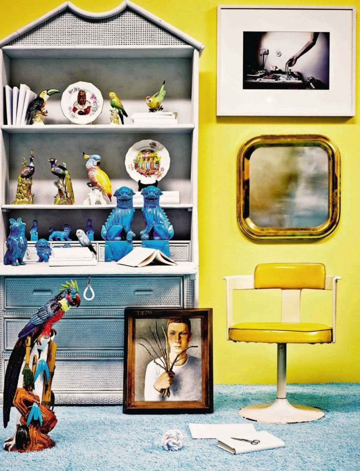 International design trends from ad spain edition in lemon for International decor spain