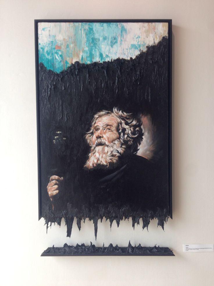 Jason Seife at #theoutsiders #art #newcastle #jasonseife