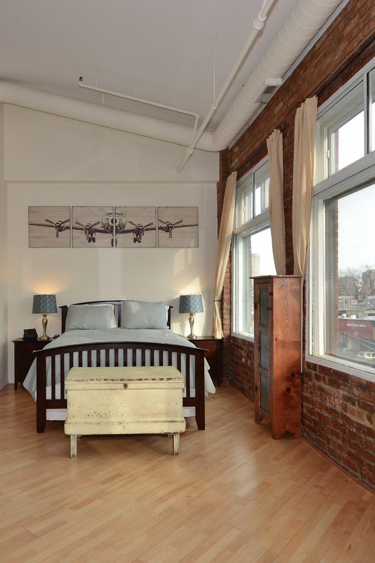 Attic Rooms Bedroom Exposed Beams
