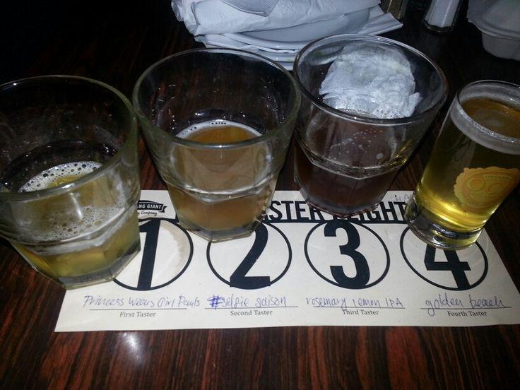Beer tasting night