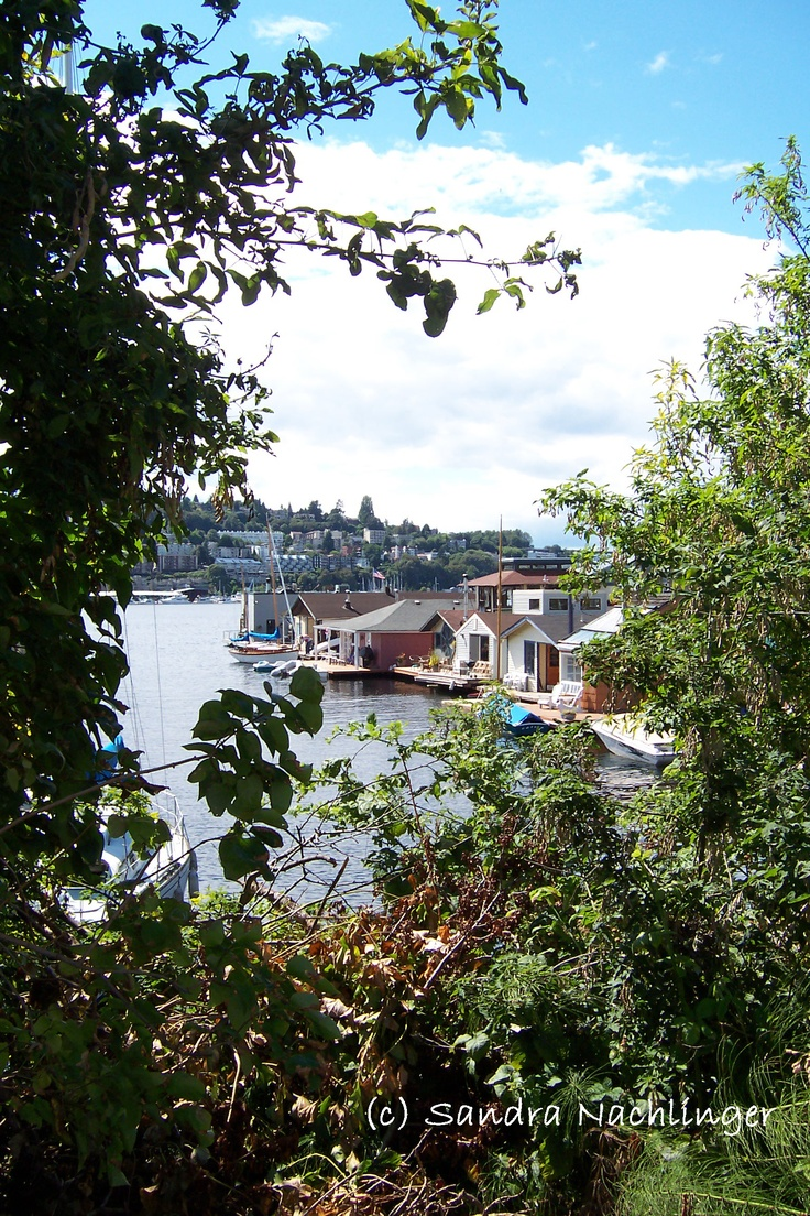 Houseboats In Seattle 146 Best Decor Best Floating Homes Images On Pinterest
