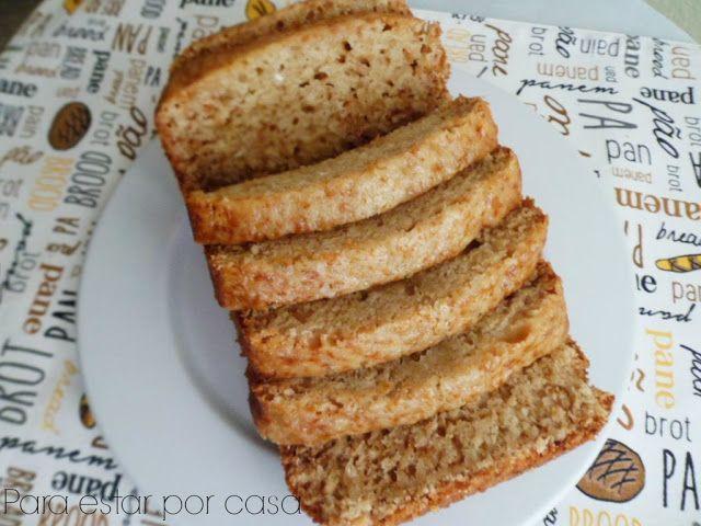 Para estar por casa: Tostas de pan dulce especiado, con sobrasada, queso de cabra y miel Un #pan #dulce especiado, que más que pan parece #bizcocho. Muy rico para untar algo dulce o salado sobre el. #receta del libro El Celler de Can Roca
