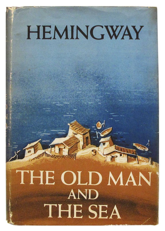 """Ernest Hemingway's """"The Old Man And the Sea"""" which was written in Cuba, is a great epic story about an old fisherman named Santiago trying to catch a big marlin by himself to overcome his ill fortune. The book is so well written that readers can actually feel like being next to Santiago at each step of his struggle. This masterpiece is also the last one to come from Hemingway while he was still alive."""