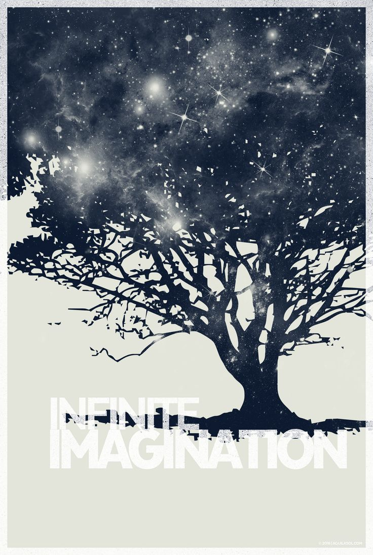 Graphic design poster quotes - Graphic Design Poster There Is No Limit To Our Imagination Design Graphic