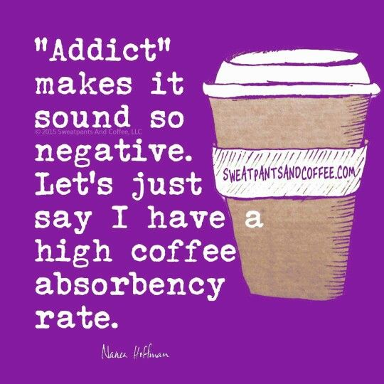 High coffee absorbency rate.....