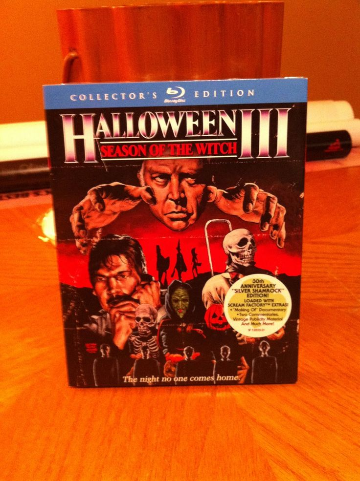 halloween 3 blu ray - Halloween Iii Full Movie