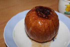 「焼き林檎」りょん | お菓子・パンのレシピや作り方【corecle*コレクル】