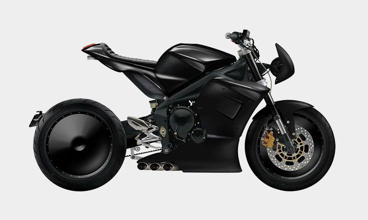 Italian Dream Motorcycle Triumph Speed Triple Custom - col.ma/2yRN1dm