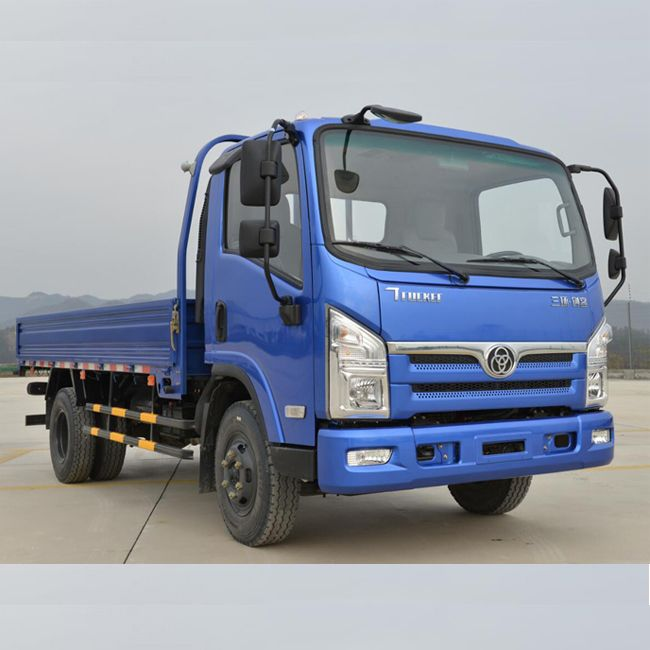 Shiyan 4X2 3 Ton Lorry Light Truck Dimensions Price