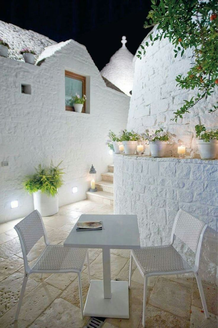 Candlelight in Greece
