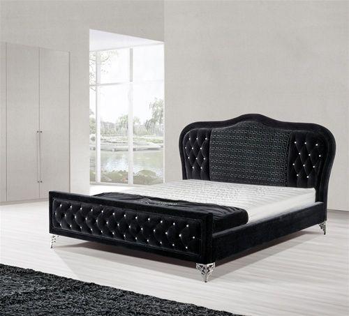 Contemporary Bed Frames - Black Bedroom | DefySupply