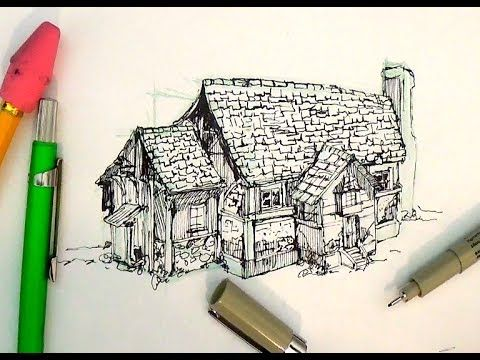Landscape Architecture Drawing Techniques best 20+ landscape drawing tutorial ideas on pinterest   trees