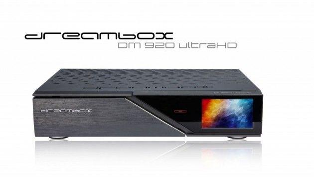 DM920 UHD Dual Tuner   Satelittservice tilbyr bla. HDTV, DVD, hjemmekino, parabol, data, satelittutstyr