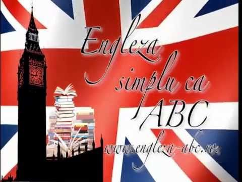 Engleza ABC începători, Pasul 2 Lectia 52