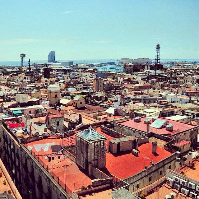 Barri Gòtic #Barcelona #Catalonia #Spain