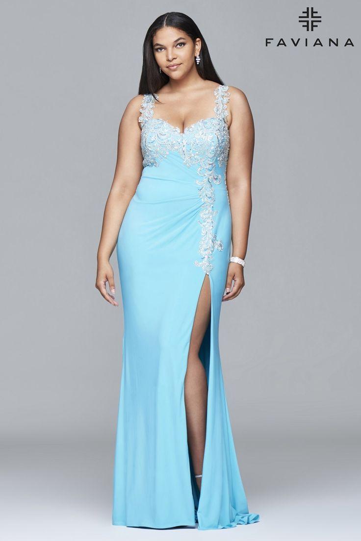 38 best Faviana Prom 2017 images on Pinterest | Formal dress ...