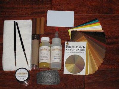Hardwood Floor Scratch Repair Kit