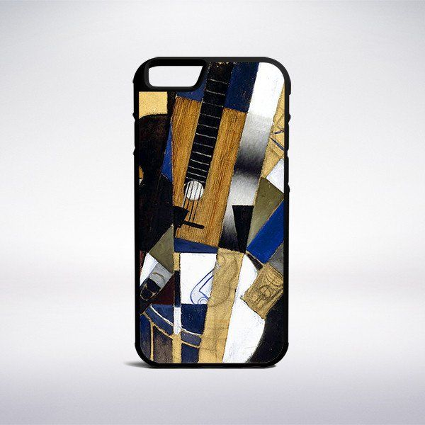 Juan Gris - Guitar And Pipe Phone Case – Muse Phone Cases