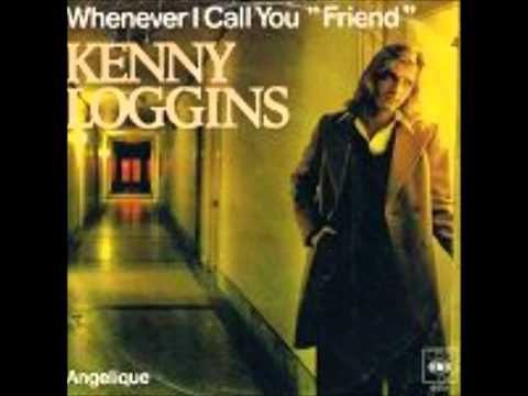 """KENNY LOGGINS with STEVIE NICKS / WHENEVER I CALL YOU FRIEND (1978) -- Check out the """"Super Sensational 70s!!"""" YouTube Playlist --> http://www.youtube.com/playlist?list=PL2969EBF6A2B032ED #70s #1970s"""